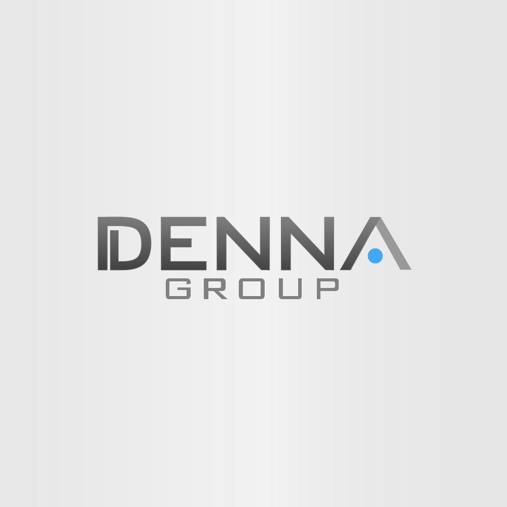 Logo Design by rockin - Entry No. 147 in the Logo Design Contest Denna Group Logo Design.