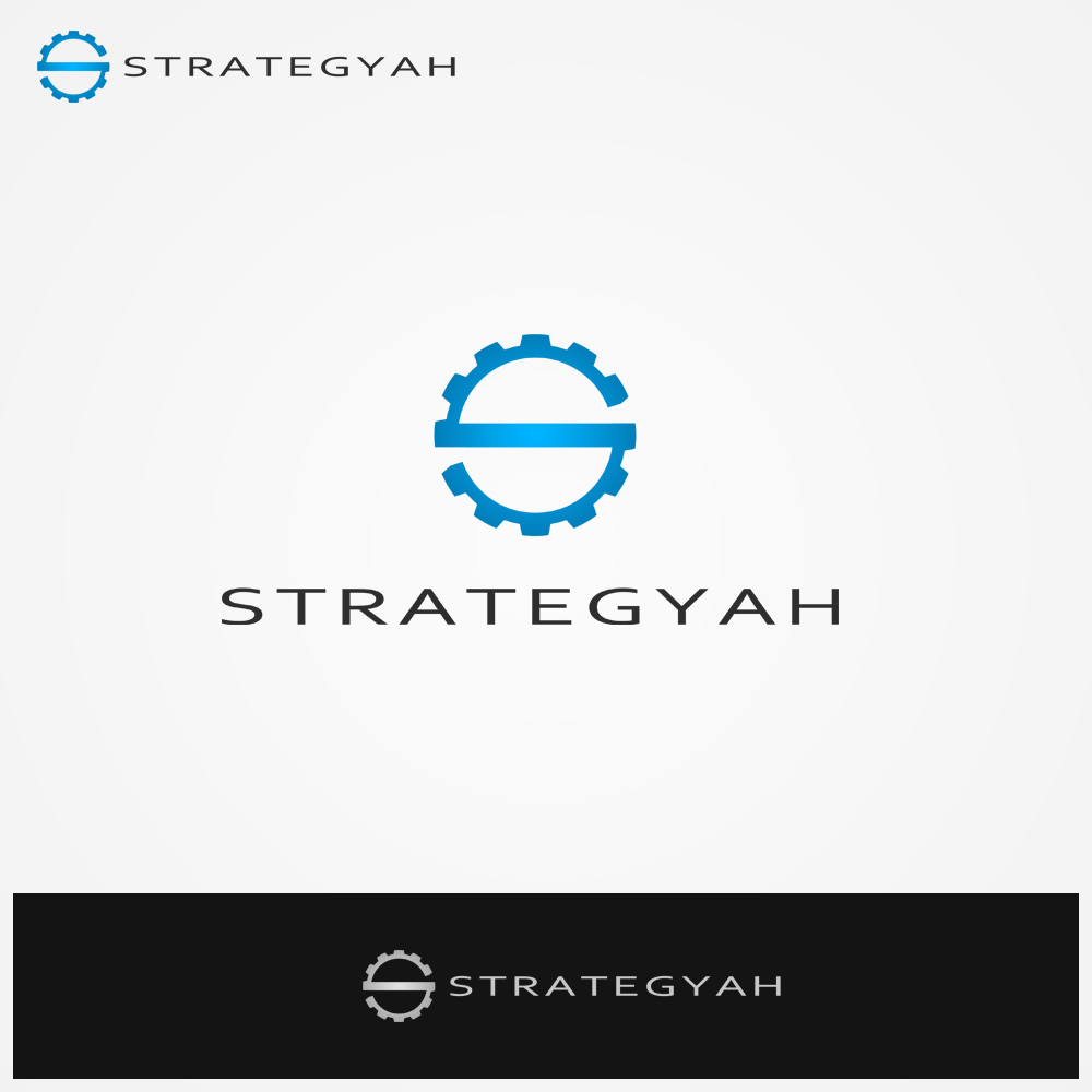 Logo Design by omARTist - Entry No. 72 in the Logo Design Contest Creative Logo Design for Strategyah.