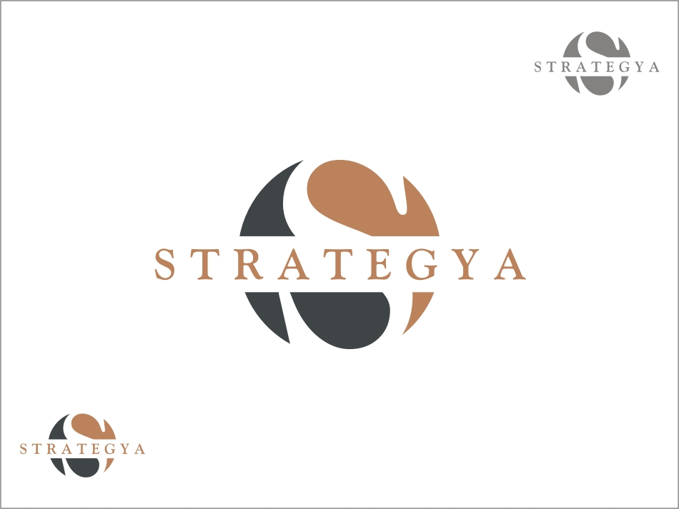 Logo Design by RED HORSE design studio - Entry No. 75 in the Logo Design Contest Creative Logo Design for Strategyah.
