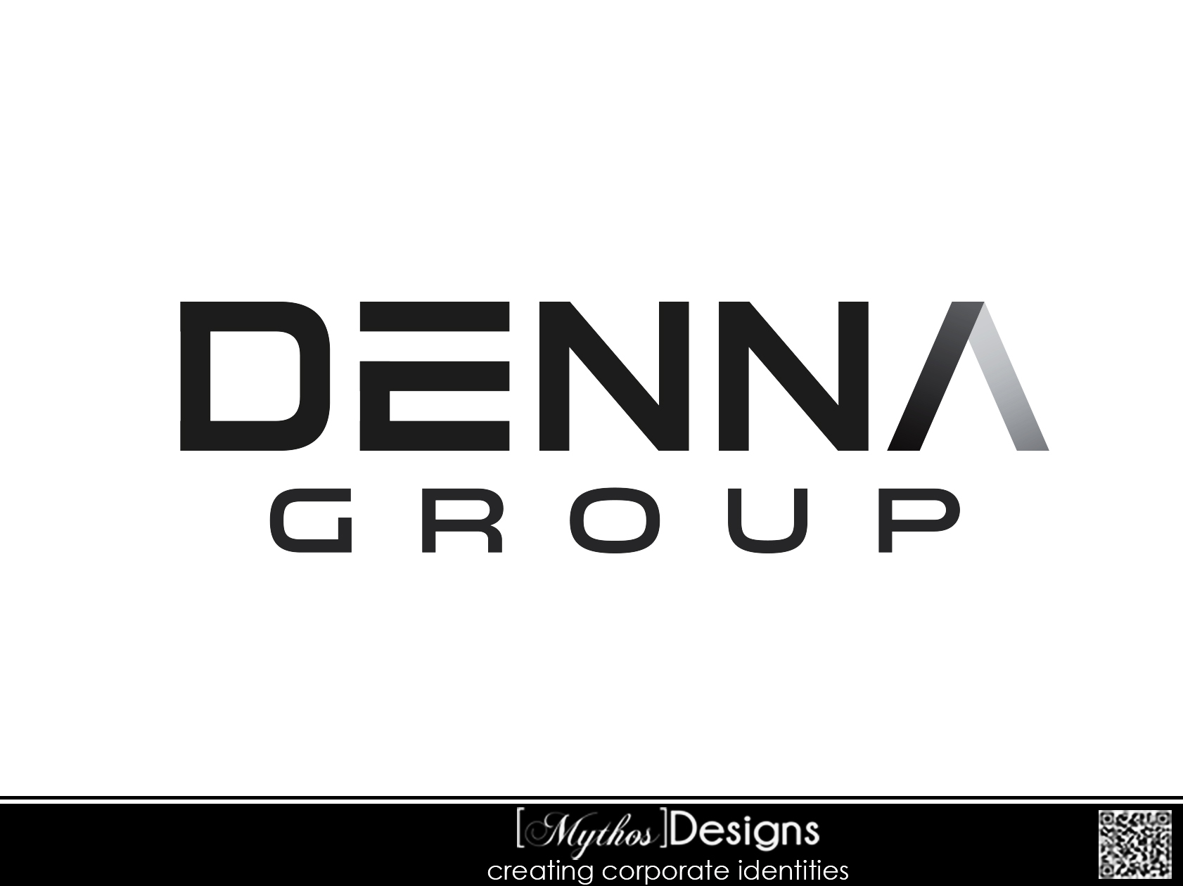 Logo Design by Mythos Designs - Entry No. 153 in the Logo Design Contest Denna Group Logo Design.