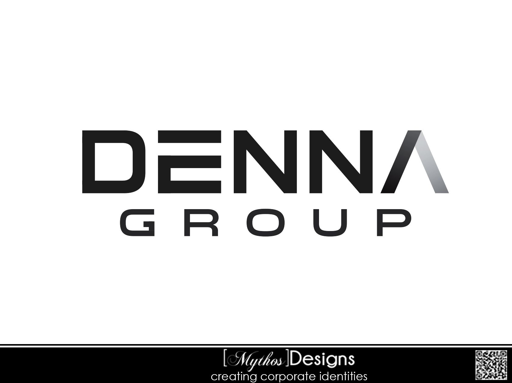 Logo Design by Mythos Designs - Entry No. 154 in the Logo Design Contest Denna Group Logo Design.