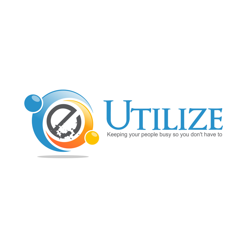 Logo Design by LukeConcept - Entry No. 15 in the Logo Design Contest eUtilize.