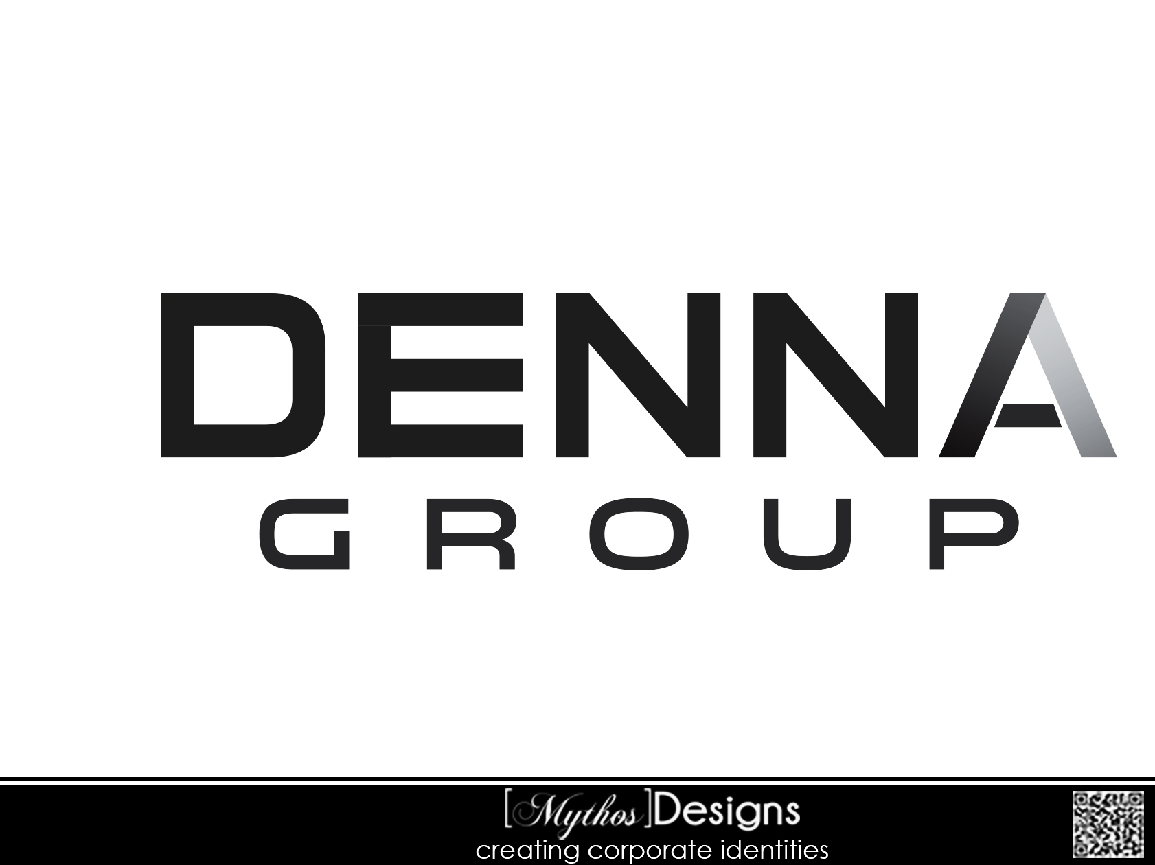 Logo Design by Mythos Designs - Entry No. 157 in the Logo Design Contest Denna Group Logo Design.
