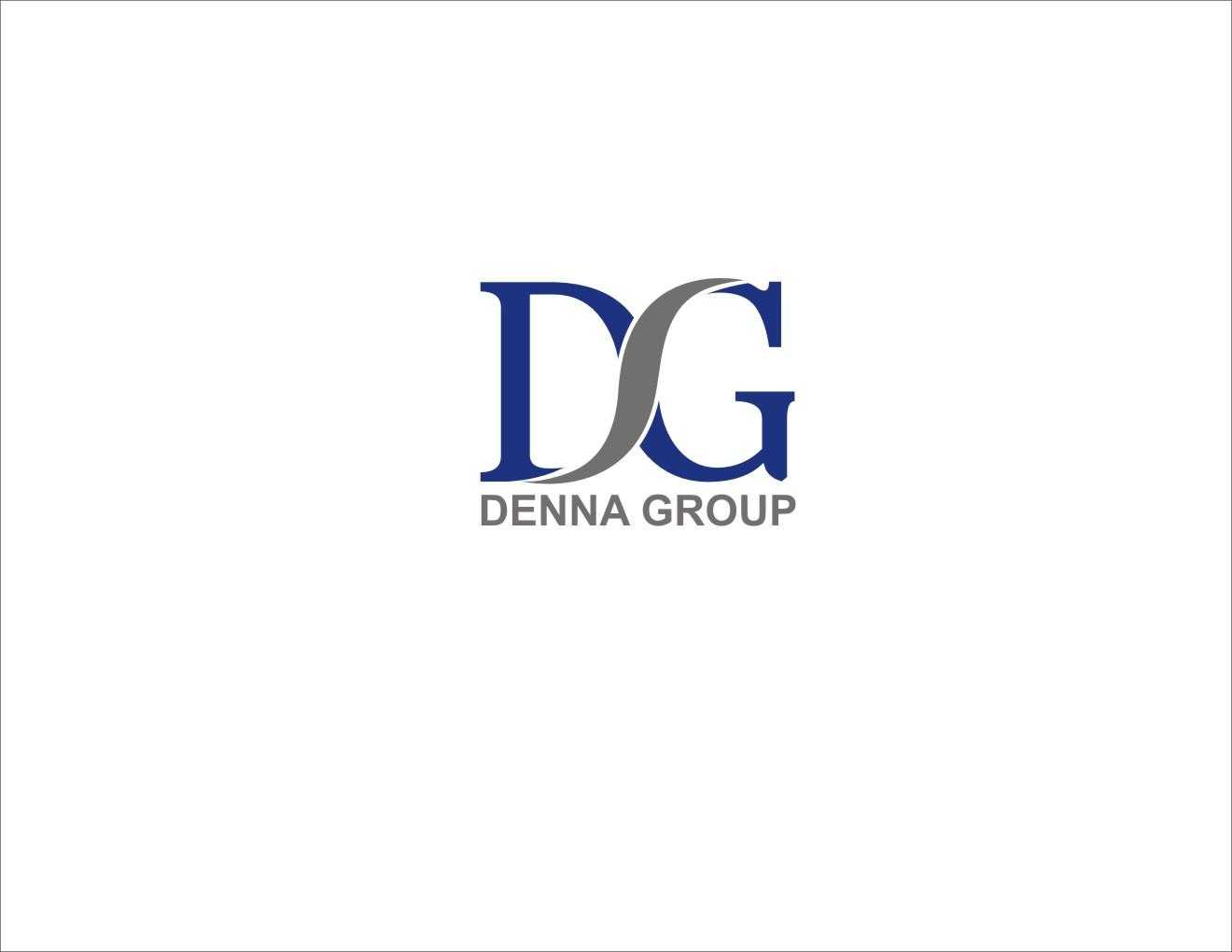 Logo Design by Private User - Entry No. 160 in the Logo Design Contest Denna Group Logo Design.