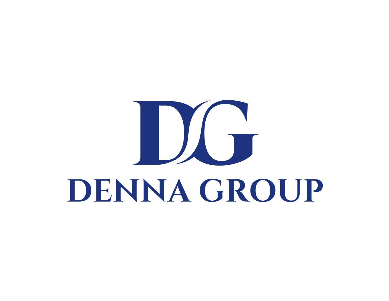 Logo Design by Private User - Entry No. 161 in the Logo Design Contest Denna Group Logo Design.