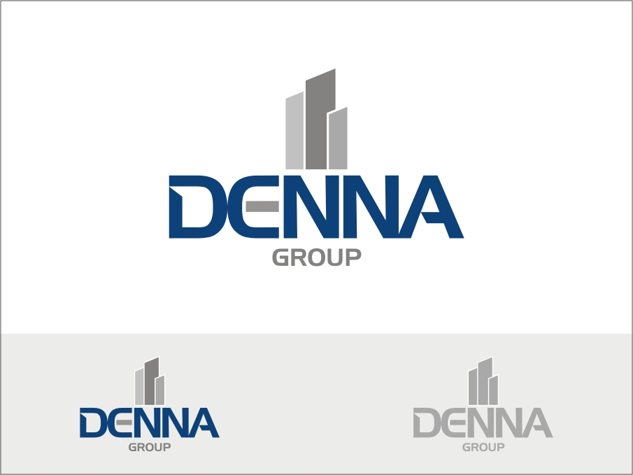 Logo Design by RED HORSE design studio - Entry No. 165 in the Logo Design Contest Denna Group Logo Design.
