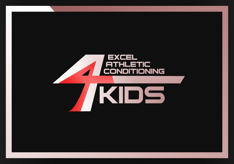 Logo Design by JaroslavProcka - Entry No. 92 in the Logo Design Contest Artistic Logo Design for Excel Athletic Conditioning 4 kids.