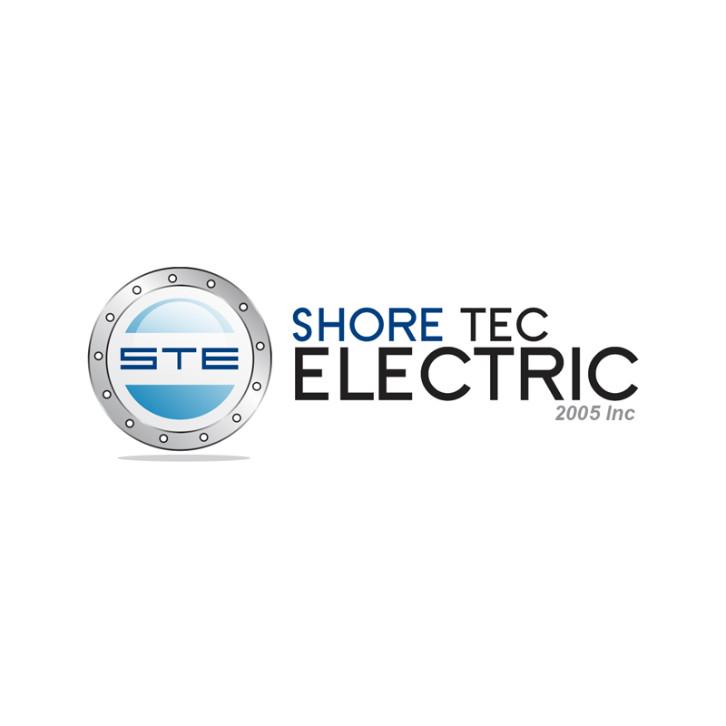Logo Design by LukeConcept - Entry No. 70 in the Logo Design Contest Shore Tec Electric 2005 Inc.