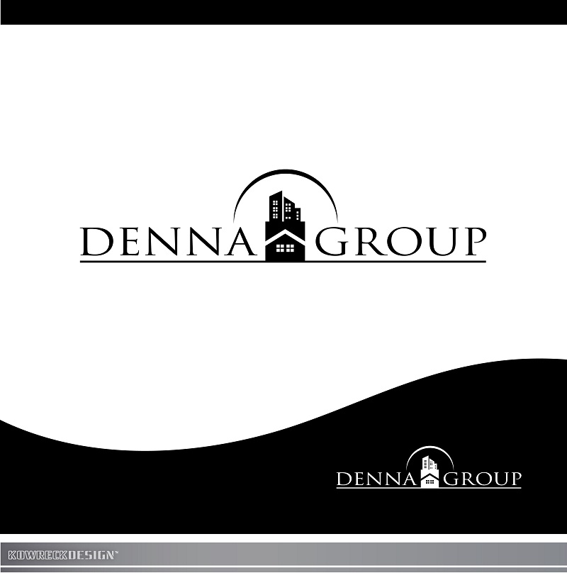 Logo Design by kowreck - Entry No. 167 in the Logo Design Contest Denna Group Logo Design.