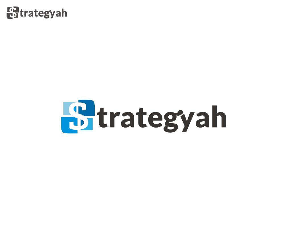 Logo Design by Joe Teach - Entry No. 80 in the Logo Design Contest Creative Logo Design for Strategyah.