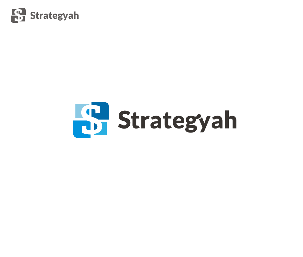 Logo Design by Joe Teach - Entry No. 82 in the Logo Design Contest Creative Logo Design for Strategyah.