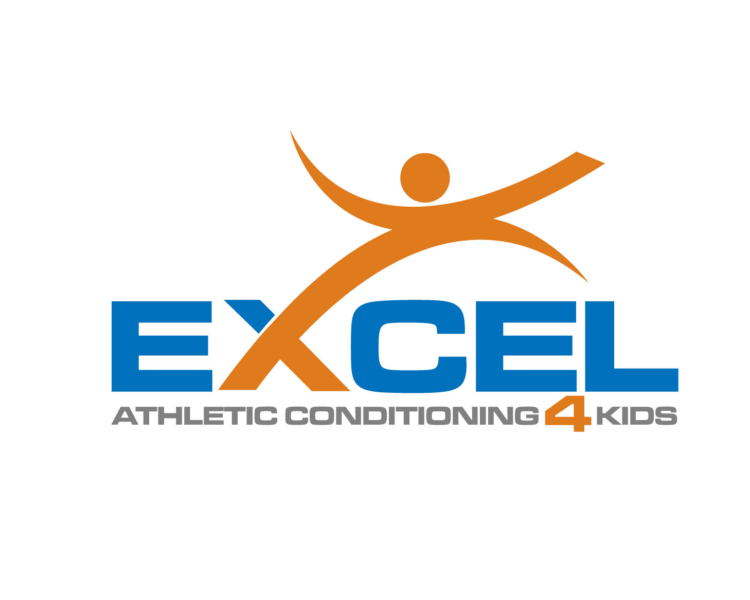 Logo Design by Private User - Entry No. 96 in the Logo Design Contest Artistic Logo Design for Excel Athletic Conditioning 4 kids.