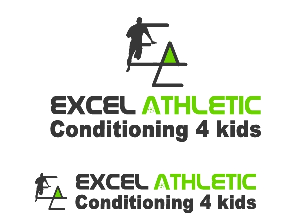 Logo Design by Ismail Adhi Wibowo - Entry No. 97 in the Logo Design Contest Artistic Logo Design for Excel Athletic Conditioning 4 kids.