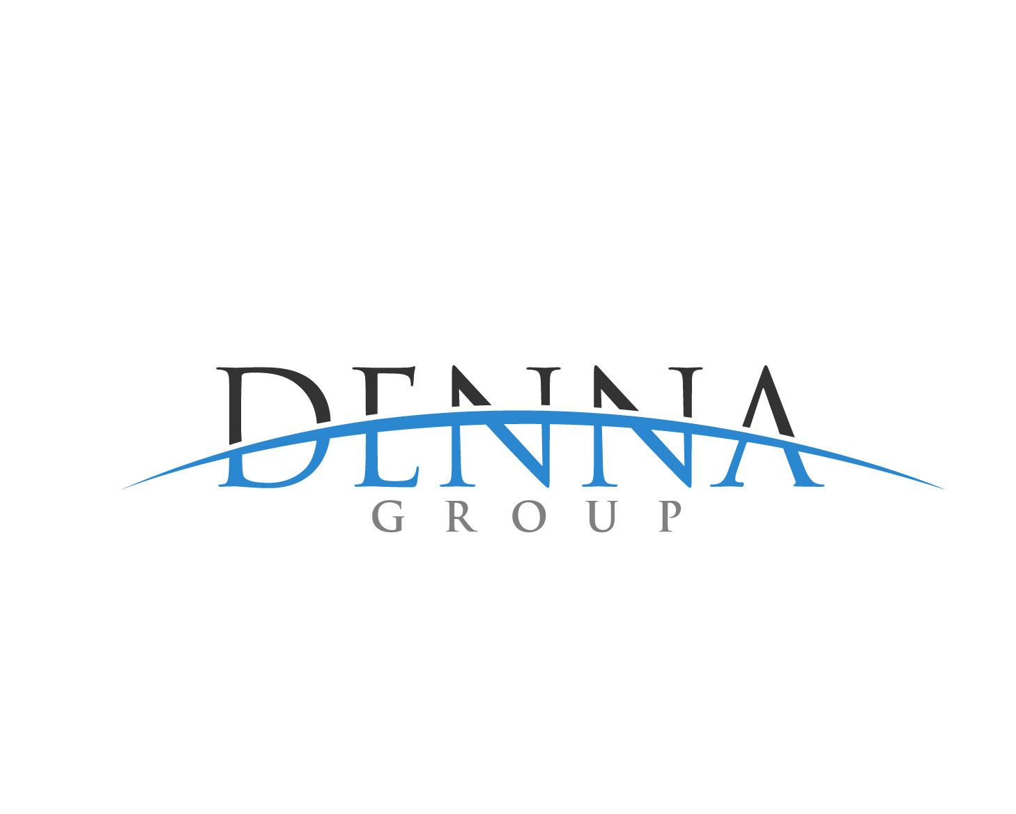 Logo Design by Private User - Entry No. 168 in the Logo Design Contest Denna Group Logo Design.