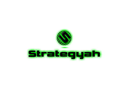 Logo Design by Ismail Adhi Wibowo - Entry No. 83 in the Logo Design Contest Creative Logo Design for Strategyah.