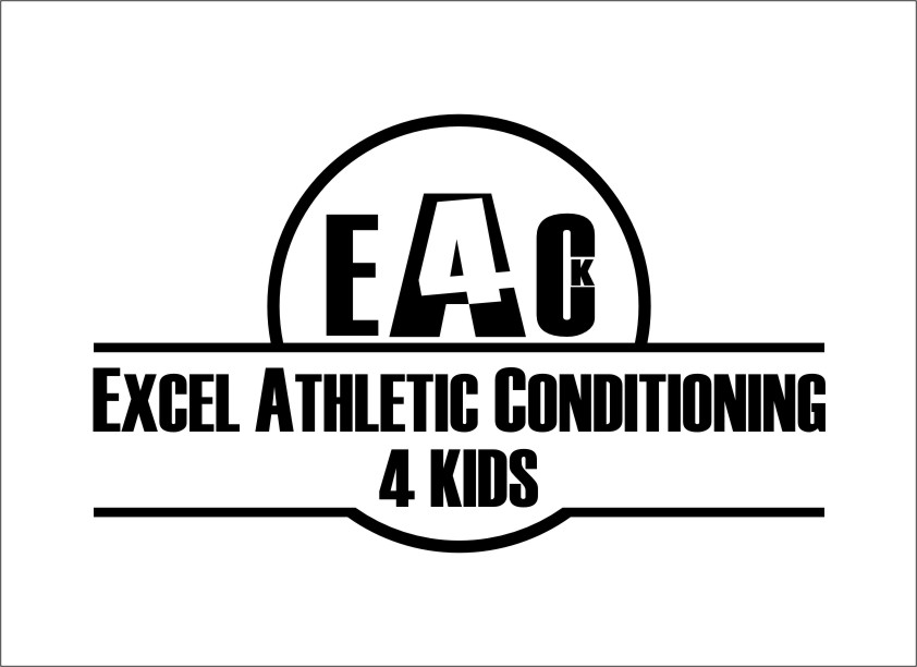 Logo Design by Ngepet_art - Entry No. 99 in the Logo Design Contest Artistic Logo Design for Excel Athletic Conditioning 4 kids.