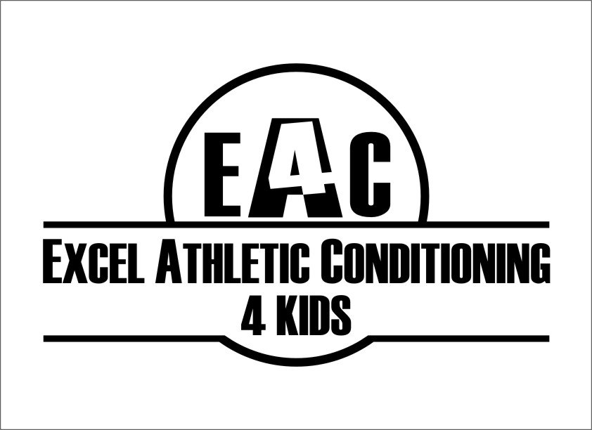 Logo Design by RoSyid Rono-Rene On Java - Entry No. 101 in the Logo Design Contest Artistic Logo Design for Excel Athletic Conditioning 4 kids.