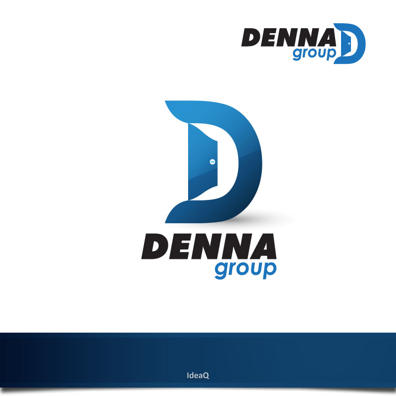 Logo Design by Private User - Entry No. 169 in the Logo Design Contest Denna Group Logo Design.