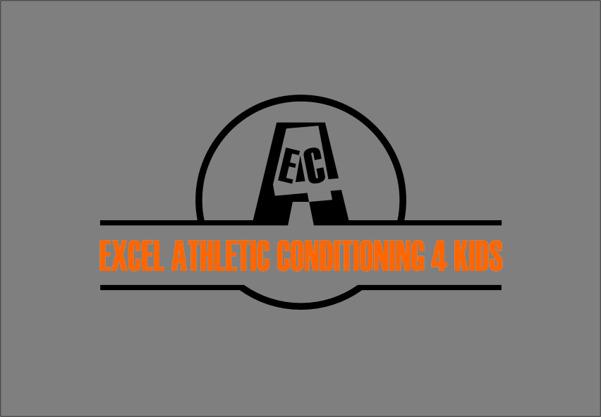 Logo Design by Ngepet_art - Entry No. 104 in the Logo Design Contest Artistic Logo Design for Excel Athletic Conditioning 4 kids.