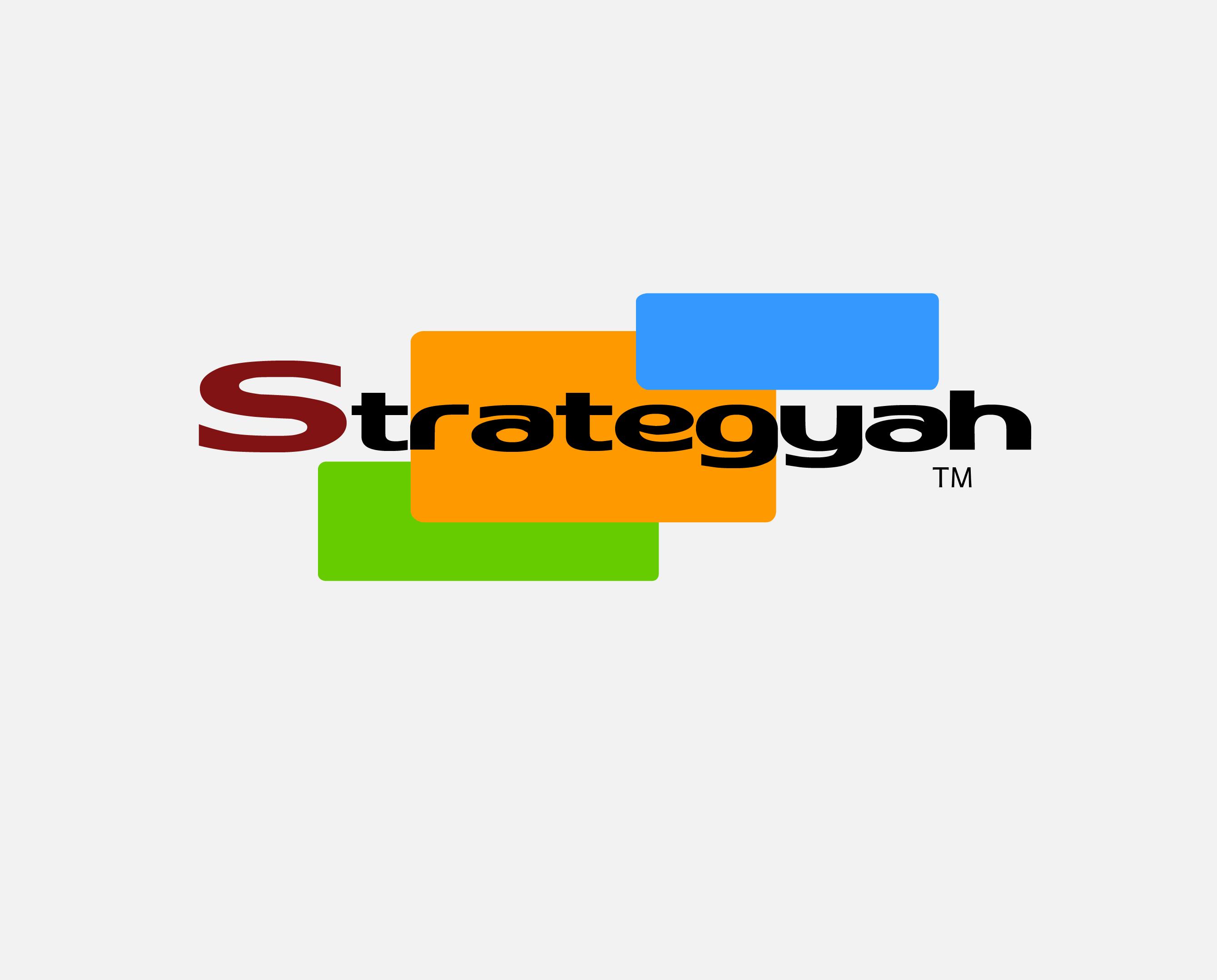 Logo Design by Nancy Grant - Entry No. 88 in the Logo Design Contest Creative Logo Design for Strategyah.