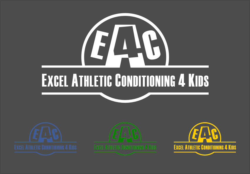 Logo Design by RasYa Muhammad Athaya - Entry No. 106 in the Logo Design Contest Artistic Logo Design for Excel Athletic Conditioning 4 kids.