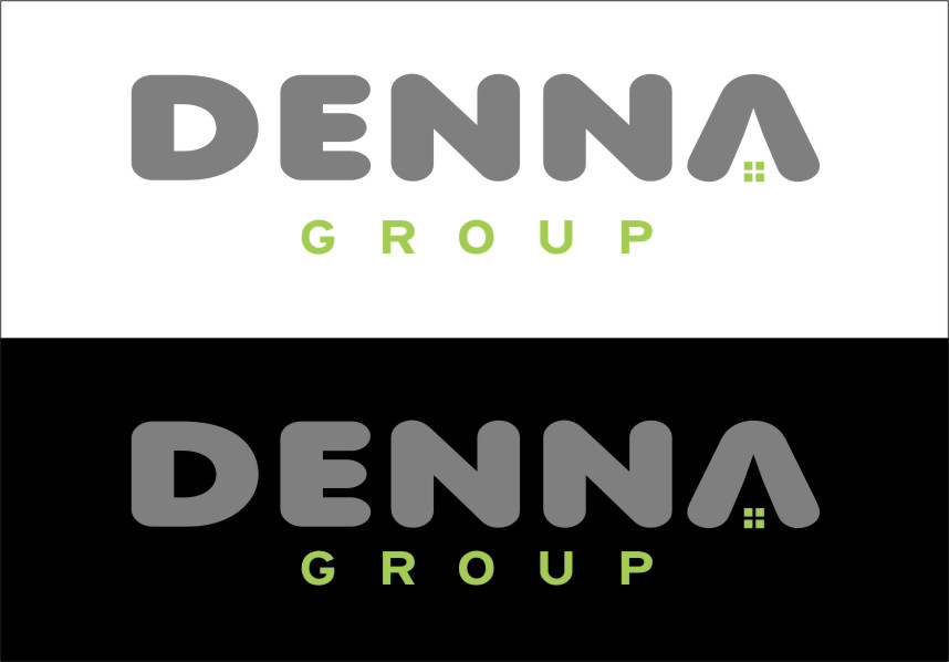 Logo Design by RoSyid Rono-Rene On Java - Entry No. 176 in the Logo Design Contest Denna Group Logo Design.