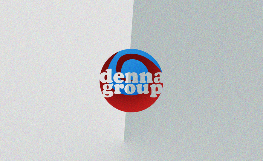 Logo Design by JaroslavProcka - Entry No. 177 in the Logo Design Contest Denna Group Logo Design.