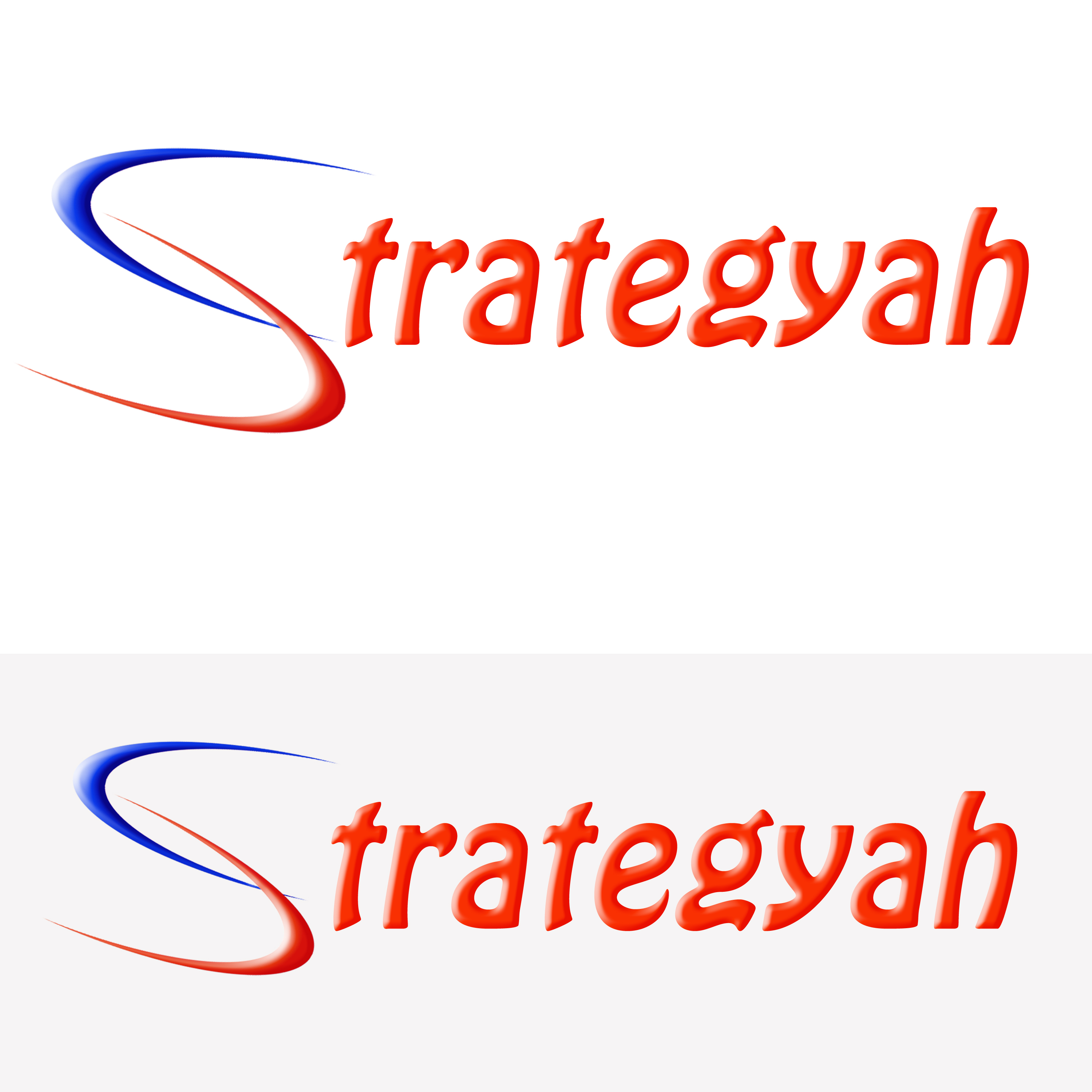 Logo Design by Roberto Sibbaluca - Entry No. 93 in the Logo Design Contest Creative Logo Design for Strategyah.
