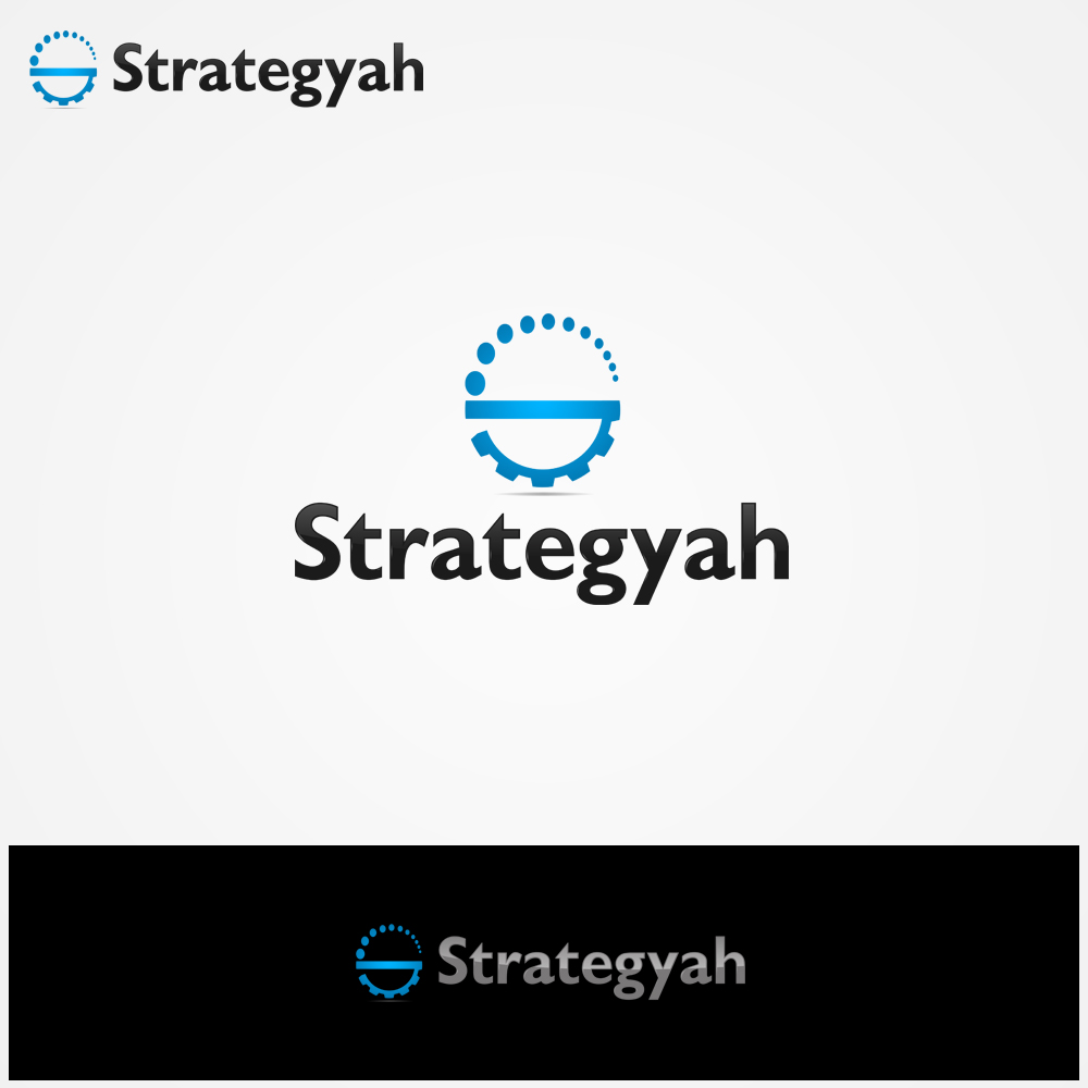 Logo Design by omARTist - Entry No. 95 in the Logo Design Contest Creative Logo Design for Strategyah.