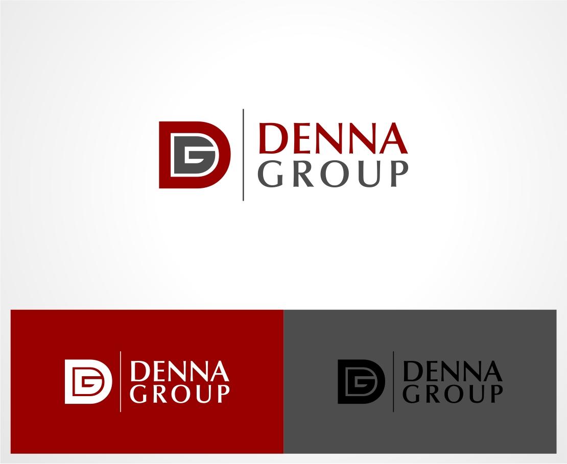 Logo Design by haidu - Entry No. 178 in the Logo Design Contest Denna Group Logo Design.