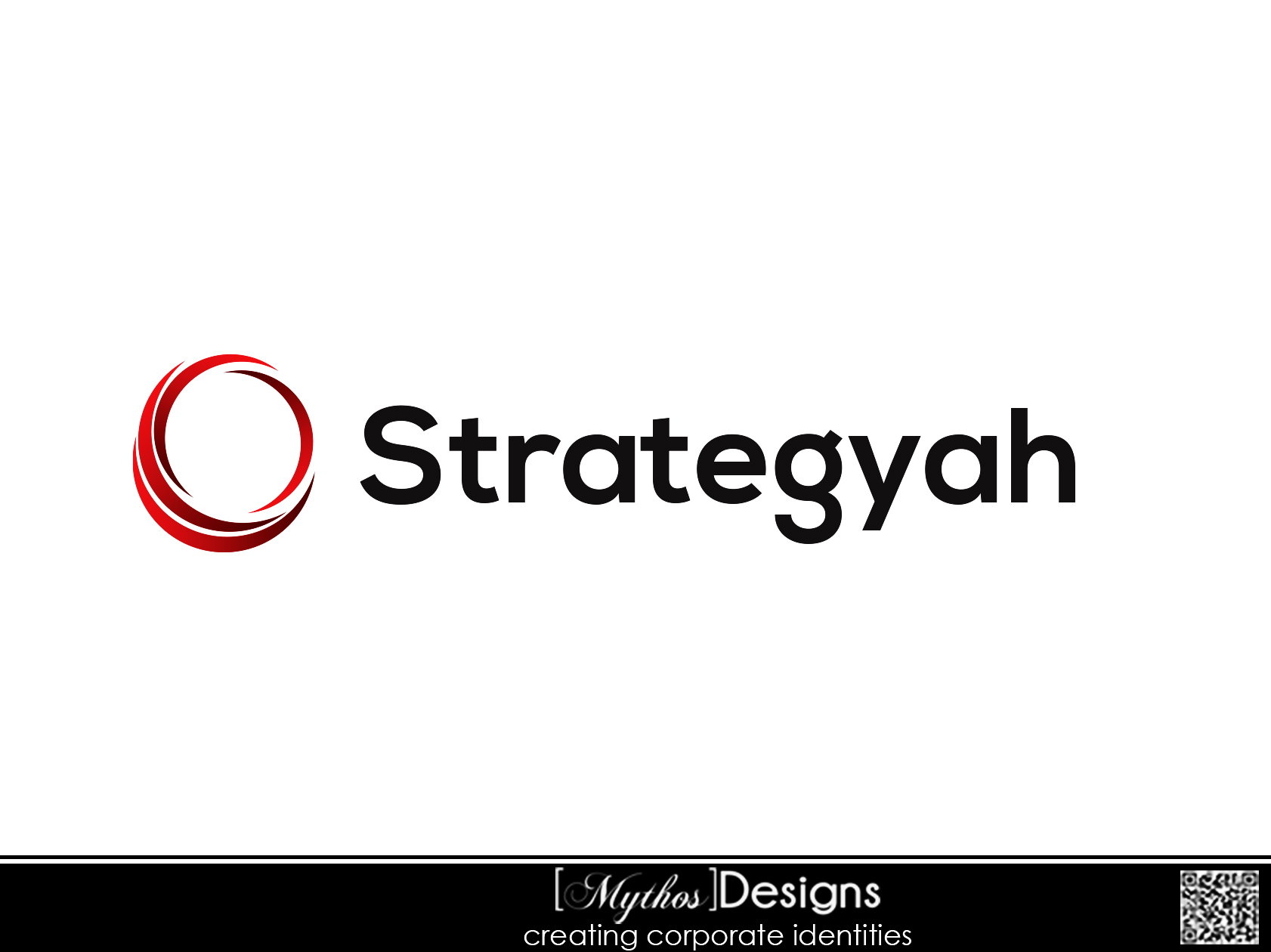 Logo Design by Mythos Designs - Entry No. 98 in the Logo Design Contest Creative Logo Design for Strategyah.