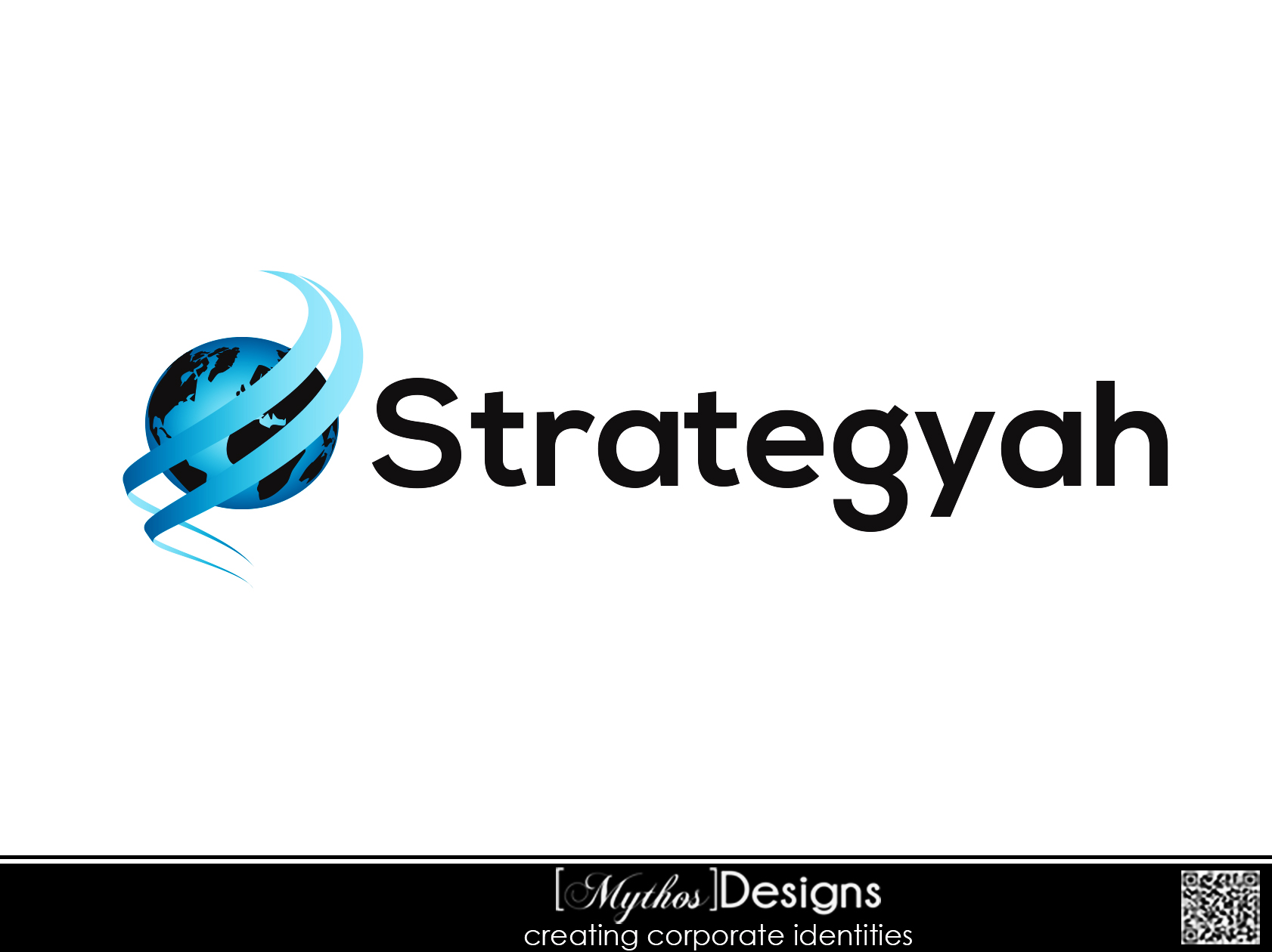 Logo Design by Mythos Designs - Entry No. 99 in the Logo Design Contest Creative Logo Design for Strategyah.