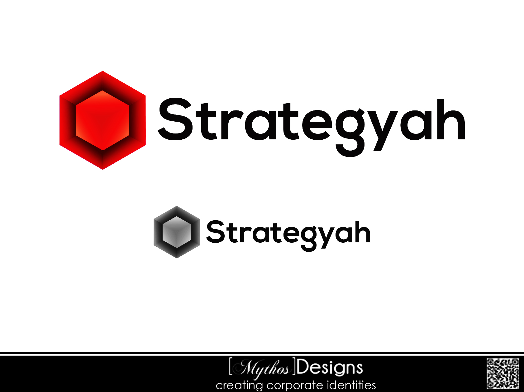 Logo Design by Mythos Designs - Entry No. 103 in the Logo Design Contest Creative Logo Design for Strategyah.