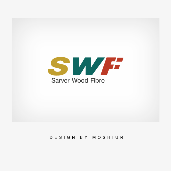Logo Design by Moshiur Rahman - Entry No. 22 in the Logo Design Contest Creative Logo Design for Sarver Wood Fibre..