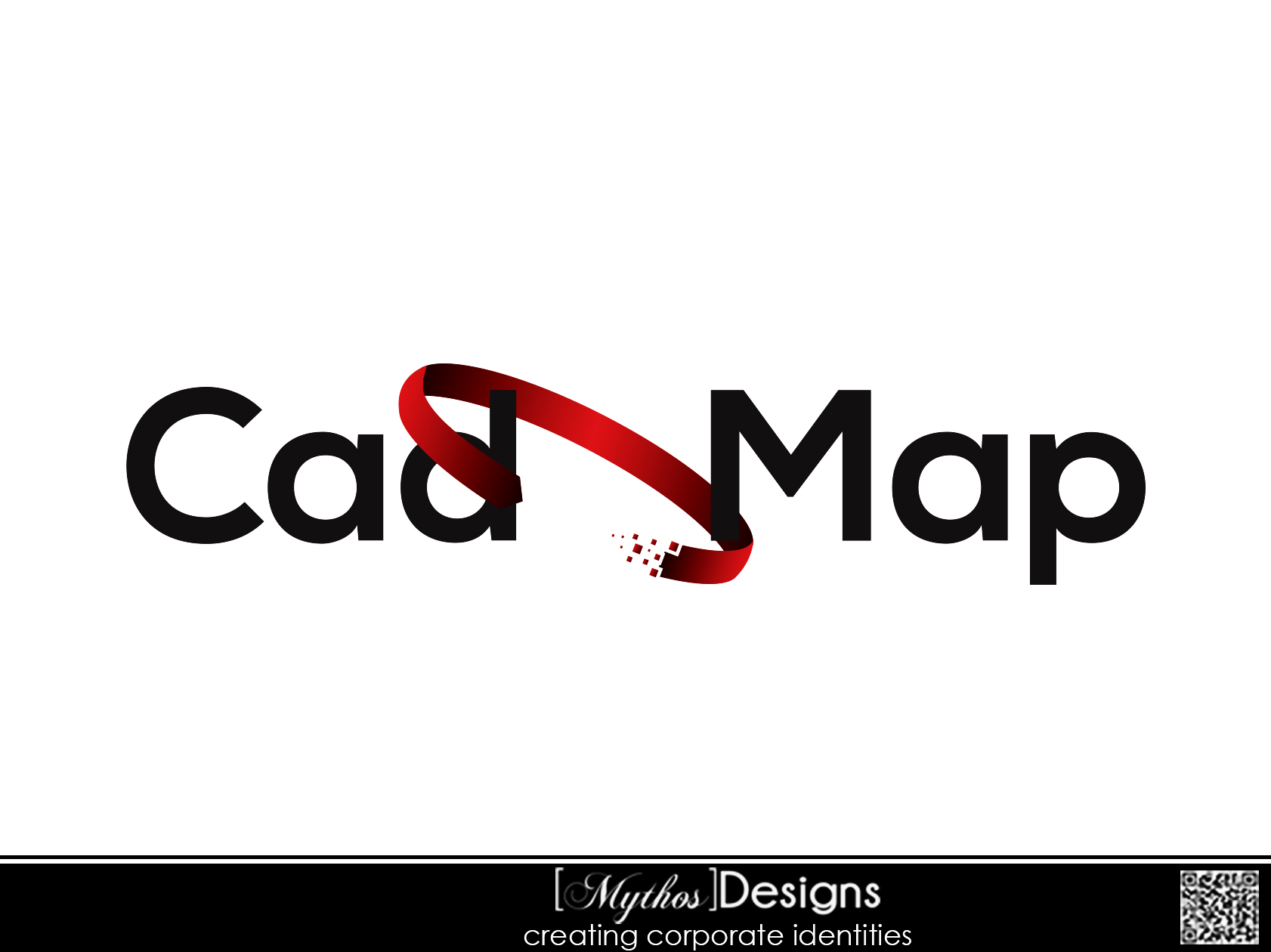 Logo Design by Mythos Designs - Entry No. 32 in the Logo Design Contest Captivating Logo Design for CadOMap software product.