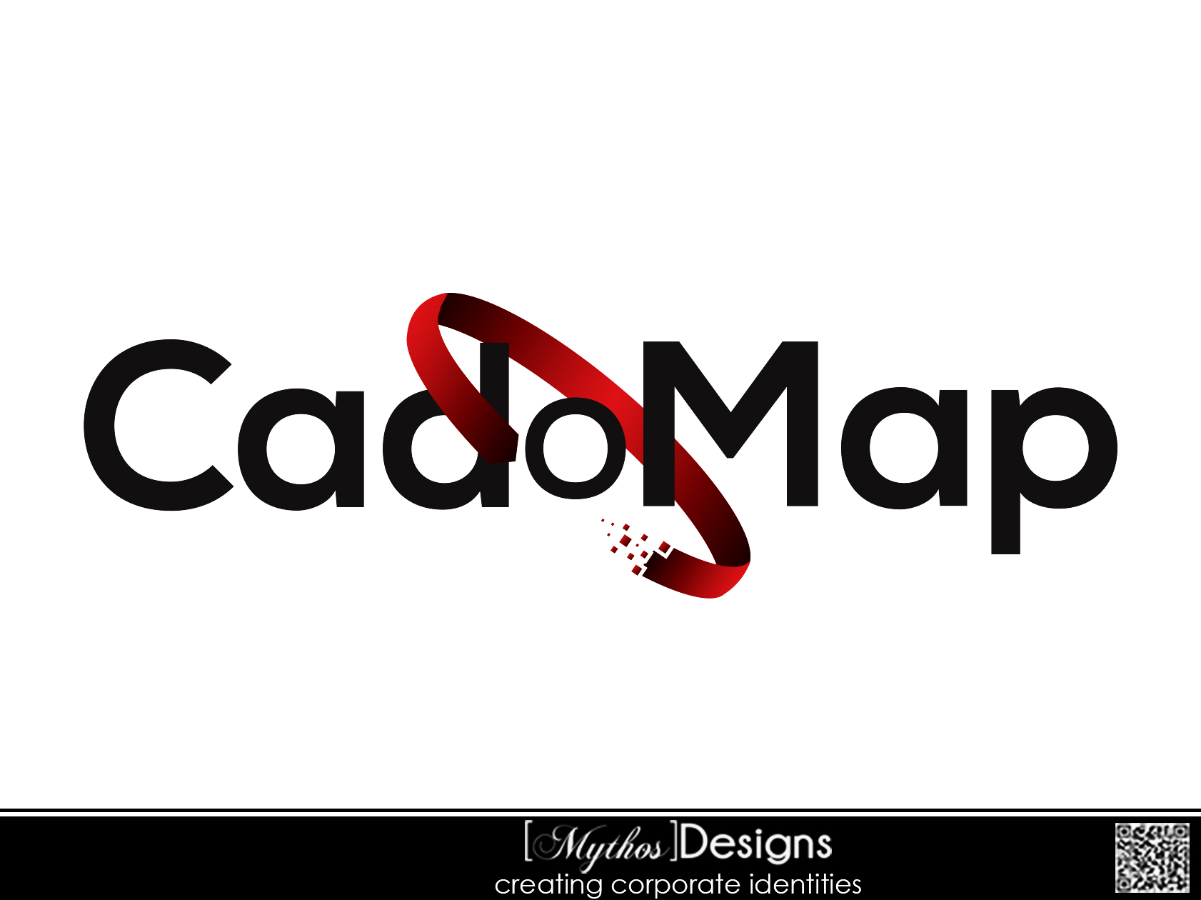 Logo Design by Mythos Designs - Entry No. 33 in the Logo Design Contest Captivating Logo Design for CadOMap software product.