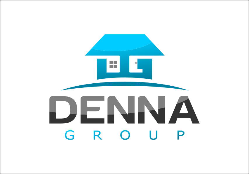 Logo Design by RoSyid Rono-Rene On Java - Entry No. 185 in the Logo Design Contest Denna Group Logo Design.