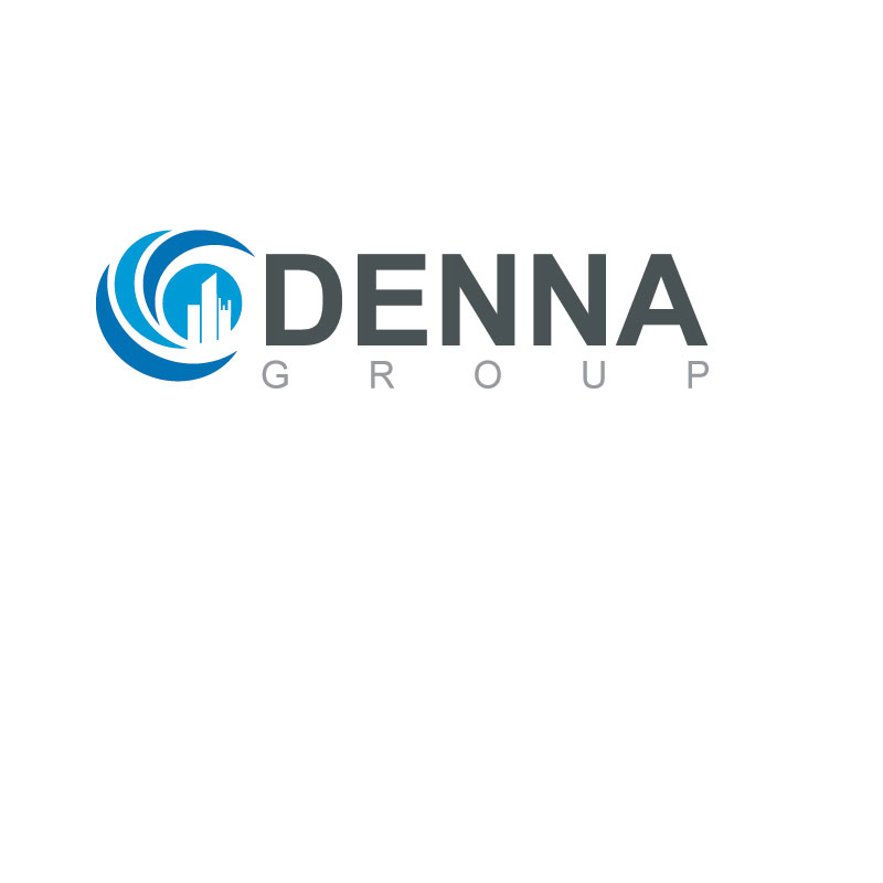 Logo Design by Private User - Entry No. 186 in the Logo Design Contest Denna Group Logo Design.