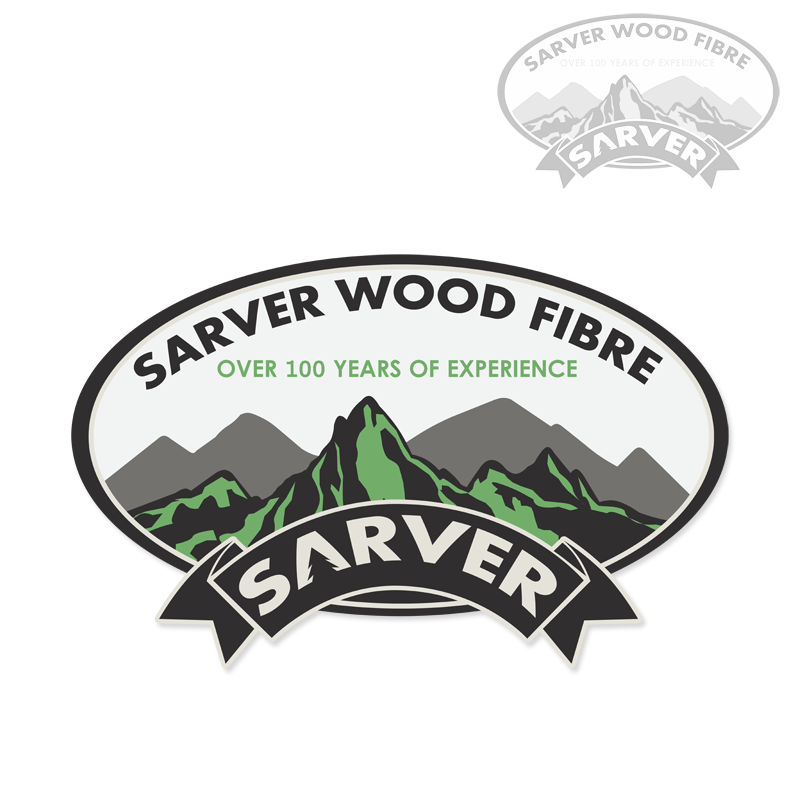 Logo Design by Robert Turla - Entry No. 24 in the Logo Design Contest Creative Logo Design for Sarver Wood Fibre..