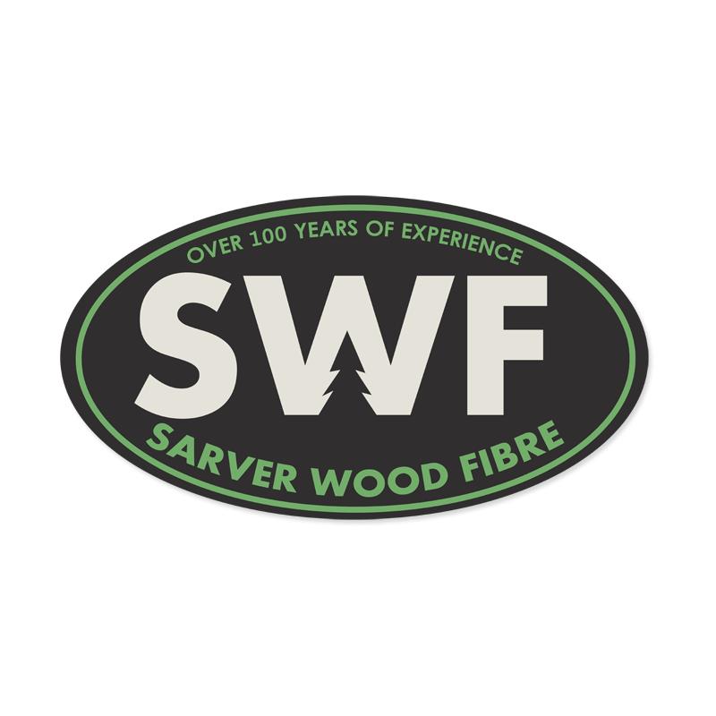 Logo Design by Private User - Entry No. 25 in the Logo Design Contest Creative Logo Design for Sarver Wood Fibre..