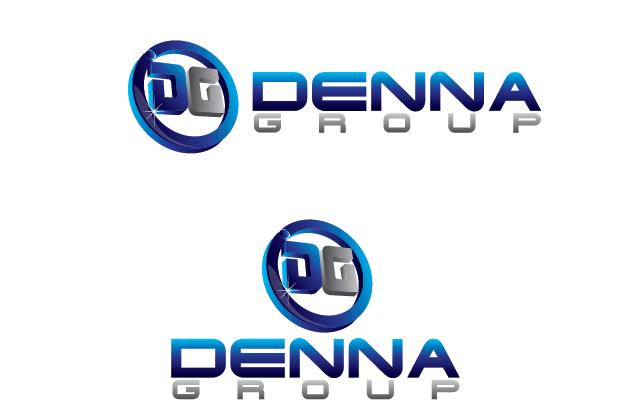 Logo Design by Digital Designs - Entry No. 192 in the Logo Design Contest Denna Group Logo Design.