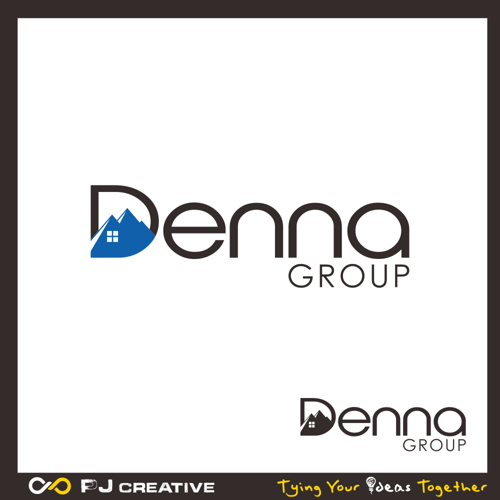Logo Design by PJD - Entry No. 194 in the Logo Design Contest Denna Group Logo Design.
