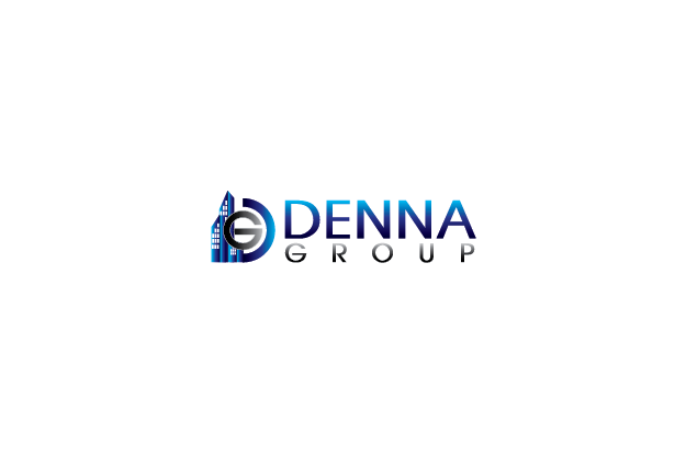 Logo Design by Private User - Entry No. 195 in the Logo Design Contest Denna Group Logo Design.