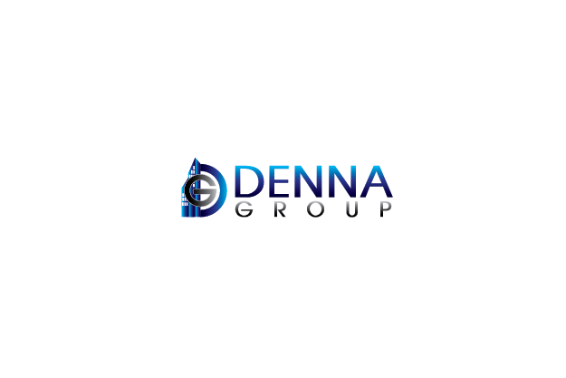 Logo Design by Private User - Entry No. 196 in the Logo Design Contest Denna Group Logo Design.