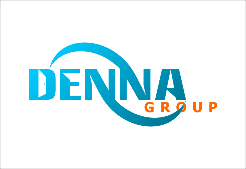 Logo Design by RoSyid Rono-Rene On Java - Entry No. 197 in the Logo Design Contest Denna Group Logo Design.