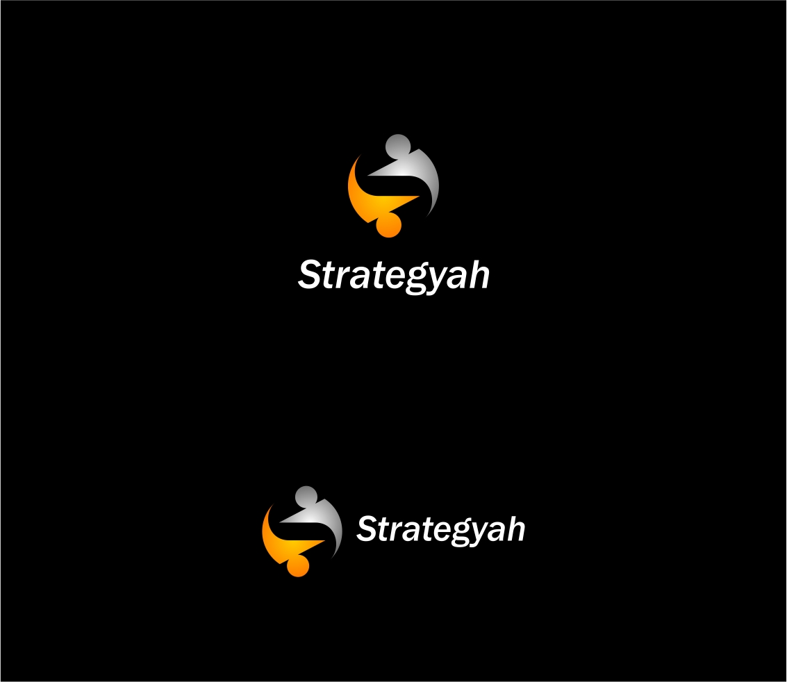 Logo Design by haidu - Entry No. 118 in the Logo Design Contest Creative Logo Design for Strategyah.