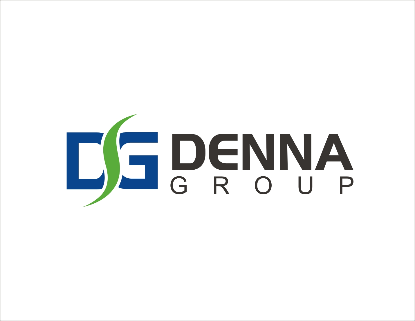 Logo Design by Private User - Entry No. 198 in the Logo Design Contest Denna Group Logo Design.
