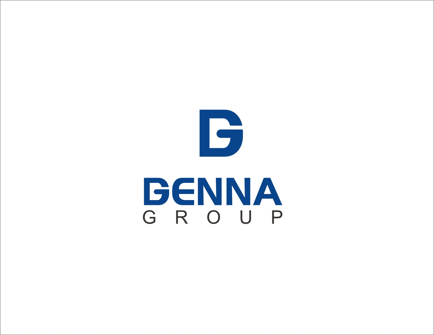 Logo Design by Private User - Entry No. 199 in the Logo Design Contest Denna Group Logo Design.