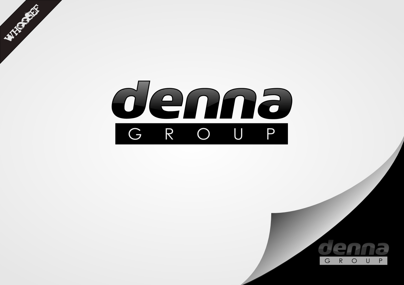 Logo Design by whoosef - Entry No. 202 in the Logo Design Contest Denna Group Logo Design.