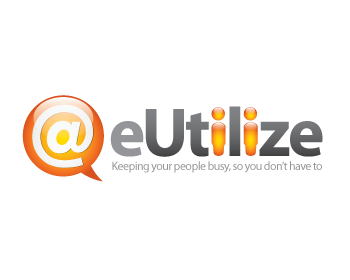 Logo Design by Desine_Guy - Entry No. 20 in the Logo Design Contest eUtilize.